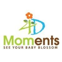 4D Moments