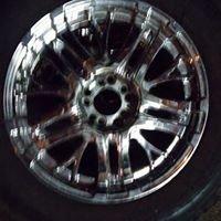Mooreville Flea Market and Trooper used tires