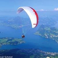 Tandemflug.ch - Gleitschirm Passagierflüge in der Zentralschweiz