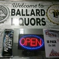 Ballard Liquors