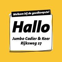 Jumbo Rijksweg Cadier en Keer