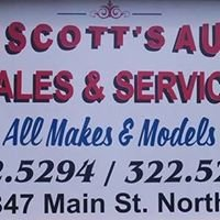 Linscott's Auto  Sales and Service