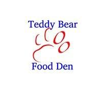 Teddy Bear Food Den