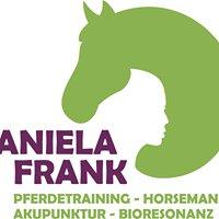 Pferdetraining / Therapie Daniela Frank