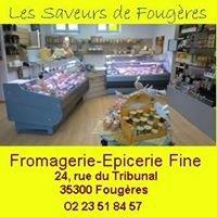Les Saveurs de Fougères Fromagerie
