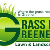 Grass Is Greener Lawn & Landscape