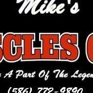 Mike's Muscles Gym
