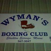 Wyman's Boxing Club