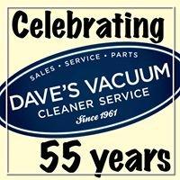 Dave's Vacuum Cleaner Service
