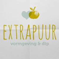 Extrapuur vormgeving en dtp