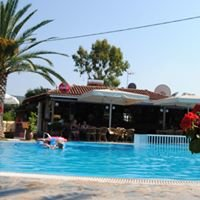 The Kookaburra Bar, Elizabeth Apartments, Roda, Corfu