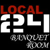 Local 24 Banquet Room