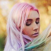 Colorful hair By La riche.