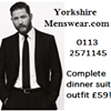 Yorkshire Menswear