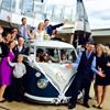 Vw campervan wedding hire 1967 Samba
