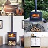 Scotts Arms Stoves