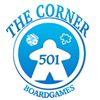 The Corner 501 Boardgames Huwei 角落 501 桌遊虎尾