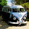 VW Blackbetty Wedding Campervan