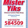 Mister Yiks