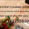 Sussex Bridal Cleaning Services