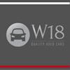 W18 Cars