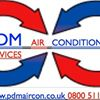 PDM Air conditioning services
