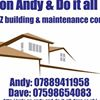 Rely on Andy & Do it all Dave