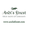 Andi's Finest - True Taste of Germany
