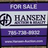Hansen Auction & Realty