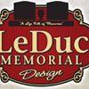 LeDuc Memorial Design