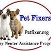Pet Fixers - Spay Neuter Assistance Program
