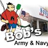 Bobs Army & Navy
