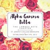 Alpha Gamma Delta - Lambda Beta Chapter