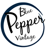 Blue Pepper Vintage