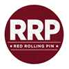Red Rolling Pin