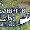 Cameron Lake Boat Rentals