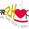 Fresh Shop - Hidden bar