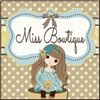 Miss Bowtique Hair Clips and accessories