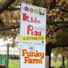 Kidzplay and Funky Farm/Petting Zoo