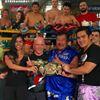 Russ Williams Muay Thai Boxing, Kickboxing & MMA. Wrexham Caerwys & Deeside