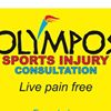 Olympos Sports Injury Consultation