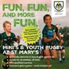 Bradley Stoke Youth Rugby at St Mary's Old Boys RFC