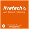 Livetech - Web Design