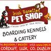 Irish Rosettes Pet Shop, Boarding Kennels & Cattery