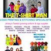 Tshirt man
