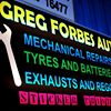 Greg Forbes Automotive and Sticker printing