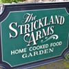 The Strickland Arms is currently closed until further notice