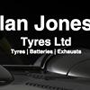Ian Jones tyres
