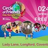 Circle of Friends Day Nursery 02476 367001