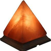 Himalayan Salt Crystal Lamps from Forever Exotic